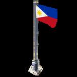 Flag 33 Philippines menu icon CoDH