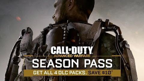 Official Call of Duty® Advanced Warfare - Season Pass Trailer