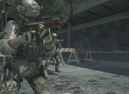 Delta Soldiers Downturn MW3