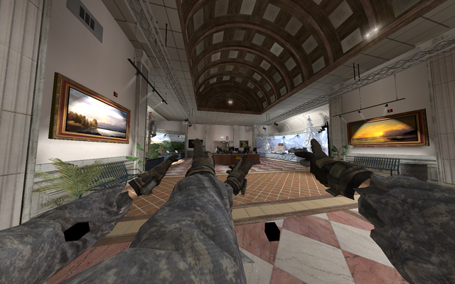 File:Akimbo Default Weapon MW2.png