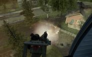 M61 firing Big Brother MW2