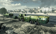 Two MAZ-543s Iron Lady MW3