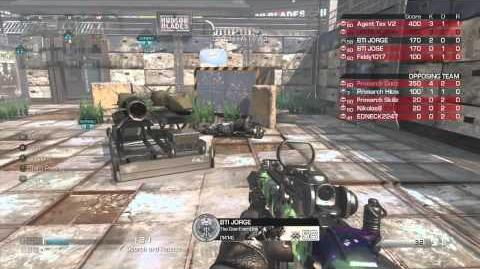 Call Of Duty Ghosts ShowTime Gameplay
