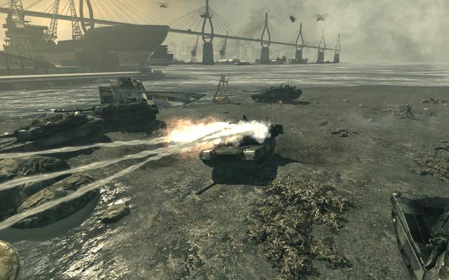 File:Abrams deploying smoke goalpost MW3.png