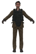 Makarov Legend Pack Desert model CoDG