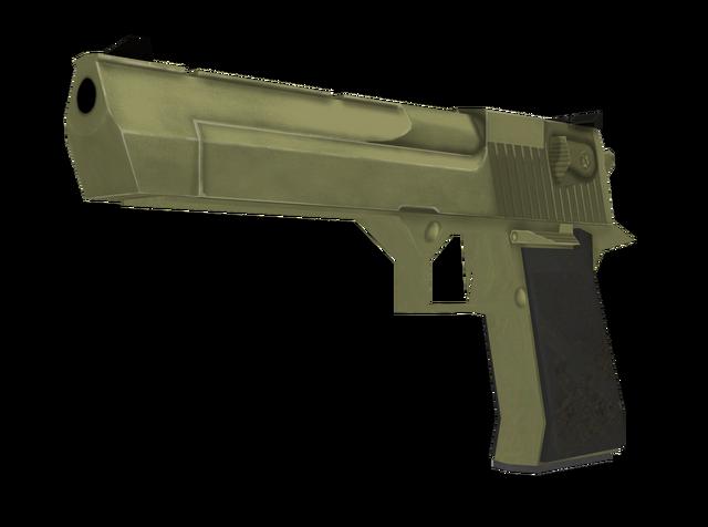 File:Desert Eagle Gold model CoD4.png