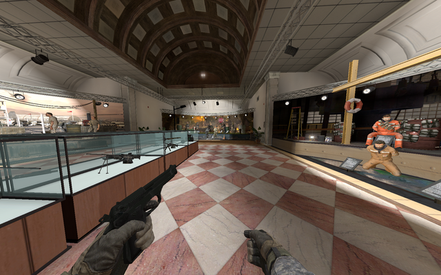 File:Sprinting with Akimbo M9 MW2.png