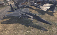 F-15 Boneyard