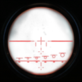 M14 night vision scope overlay CoD4.png