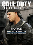 Rorke Special Character CoDG