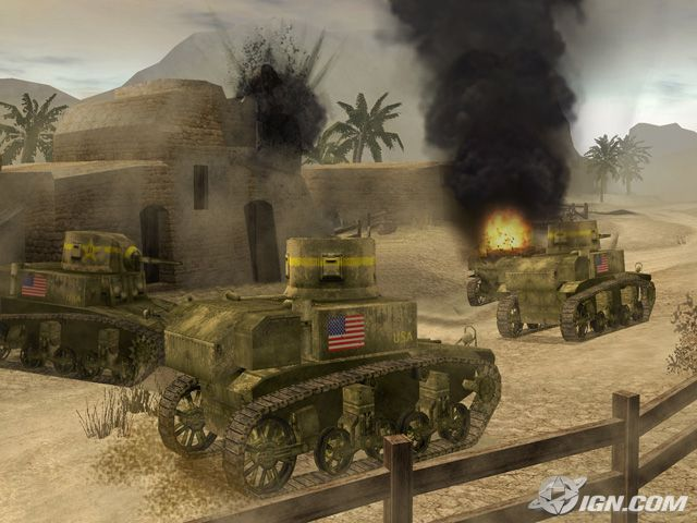 File:CoD2 BRO - Tankers.jpg