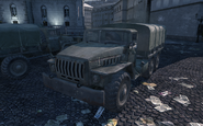 Ural-4320 Blood Brothers MW3