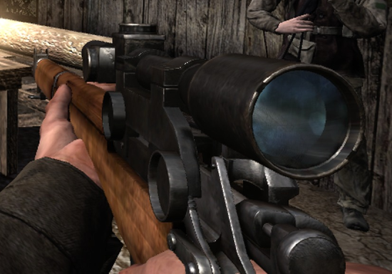 File:Scoped Lee-Enfield CoD 3.png