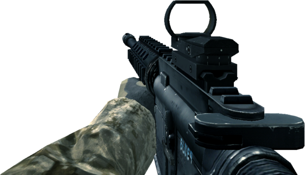 File:M4A1 Red Dot Sight CoD4.png