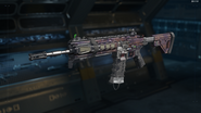 ICR-1 Gunsmith Model Burnt Camouflage BO3