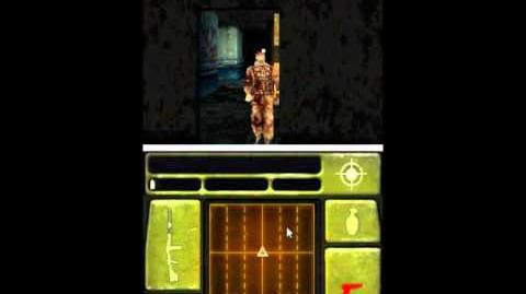 Call of Duty Black Ops (DS) - Zombie Mode - House