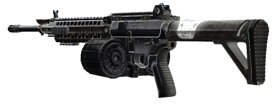 Light Machine Gun | Ca...