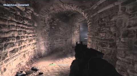 MW3 - Intel Locations - Bag And Drag - Mission 9 - Scout Leader Achievement Trophy guide