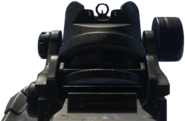 KF5 iron sights AW
