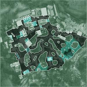 Village minimap MW3