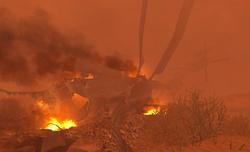 Warhorse 5-1 shot down MW2