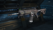 ICR-1 Gunsmith model Dust Camouflage BO3