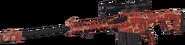 Barrett .50cal Reds MWR