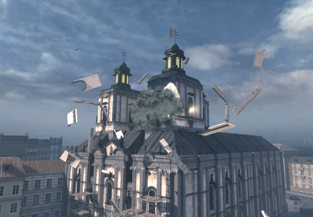 File:Church blowing up Blood Brothers MW3.png
