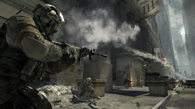 File:Frost aiming M4A1-2 Black Tuesday MW3.jpg