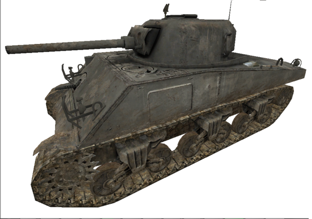 File:M4 Sherman olive green WaW.png