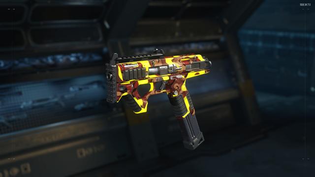 File:L-CAR 9 Gunsmith model Firebrand Camouflage BO3.png