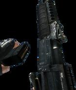 Reloading AK-47 MW3