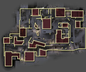 Map Winter Crash CoD4