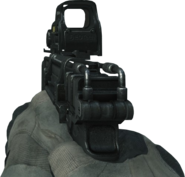 Skorpion Holographic Sight MW3