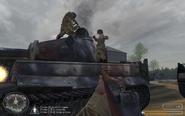 Tank 3 Ste. Mere-Eglise-Day CoD1