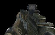 M16A4 Red Dot Sight MW3