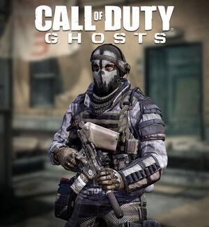 Elias Multiplayer Skin CoDG