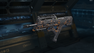 Vesper Gunsmith Model Cyborg Camouflage BO3