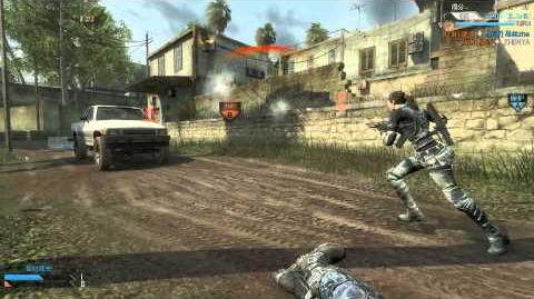 Call of Duty Online Demolition in Crash Tropical