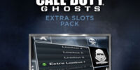 Extra Slots Pack (Ghosts)