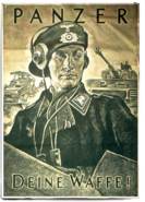 Poster Panzer CoD1