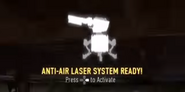 Anti-Air Laser System Ready CoDAW