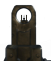MG36 Iron Sights MW3