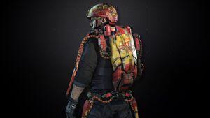 Spain Exoskeleton Pack AW