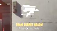 Tram Turret Ready CoDAW