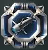 Missile Strike Medal AW