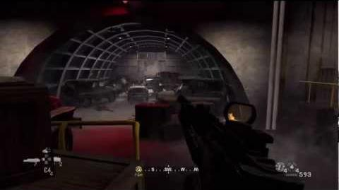 Call of Duty 4 Modern Warfare - Campaign - No Fighting in the War Room