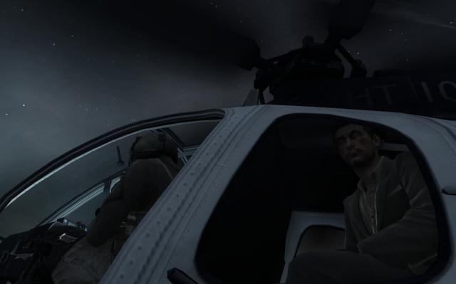 File:Vladimir Makarov in MH-6 Little Bird Dust to Dust MW3.png