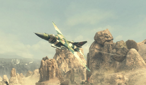 MiG-23 Old Wounds BOII
