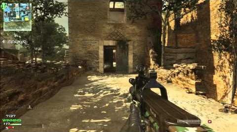 Modern Warfare 3 Face off 3v3 Erosion (31-5)